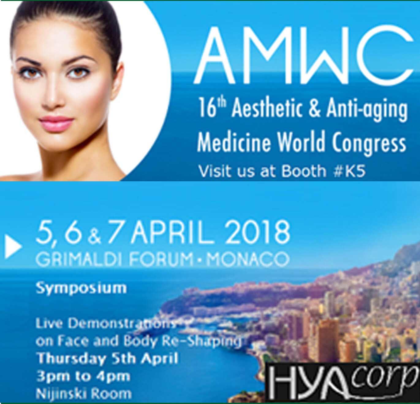 AMWC evenement